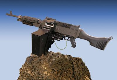 M240 Gun Active Recoil (GAR®)