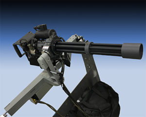 ACME M134 Machine Gun Simulator