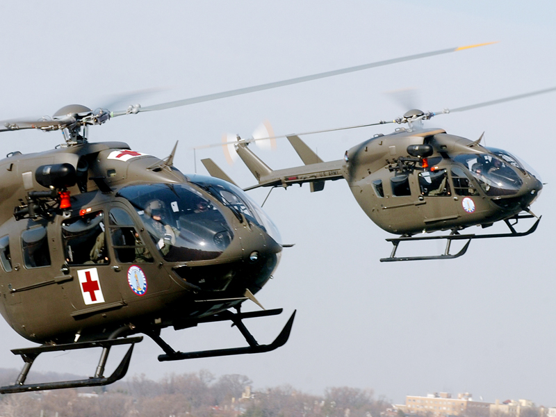 UH-72 Helicopter
