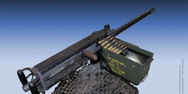 XM-218 Gun Active Recoil