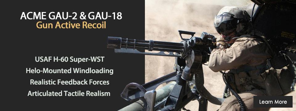 GAU-2 & GAU-18 Helo GARs