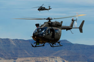 Dynamic Motion Seats for the UH-72A Lakota
