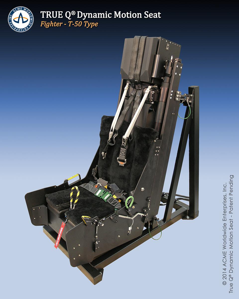 ACME T-50 Dynamic Motion Seat