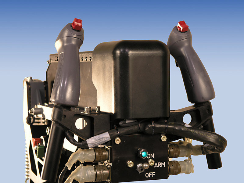 ACME GAU-18 Handles