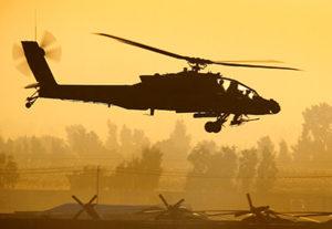 Dynamic Motion Seats for Apache AH 64D