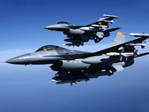 ACME Dynamic Motion Seats for Turkish Air Force F-16s