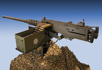 M2 Gun Active Recoil (GAR®)