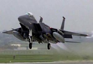 Dynamic Motion Seats for F-15