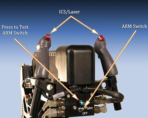 ACME GAU-18 Gun Active Recoil System