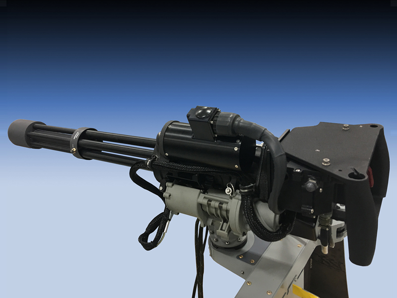 ACME M134 Simulated Weapon Left Side