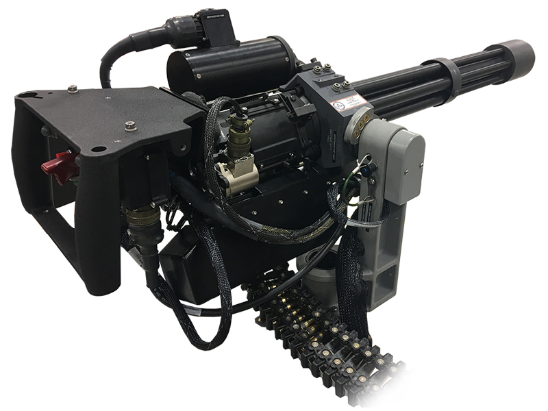 ACME M134 Simulated Weapon