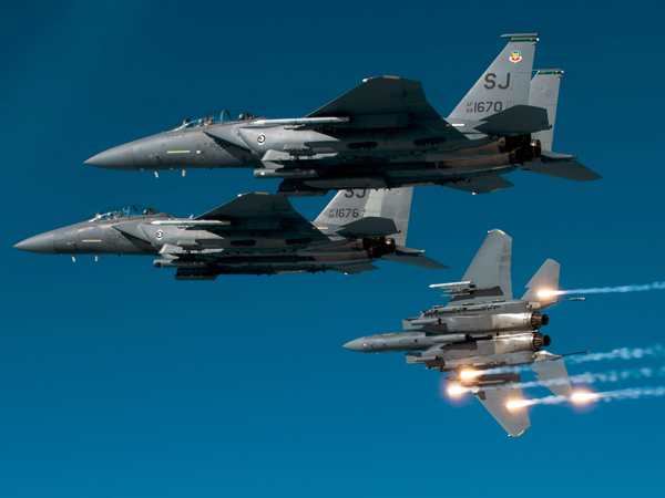 Lockheed Martin Selects ACME F-15E Motion Seats
