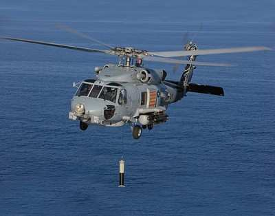 CAE USA Selects ACME MH-60R Motion Seats
