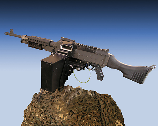 ACME M240 Simulated Machine Gun and Gun Active Recoil (GAR®) System