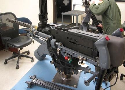Actual GAU-18
