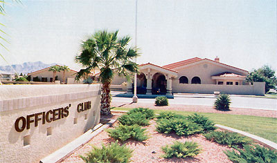 Nellis AFB Officers Club