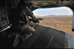 Canadian CH-147 Gunner
