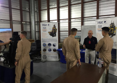 ACME Demonstration at Marine Base Camp Pendleton