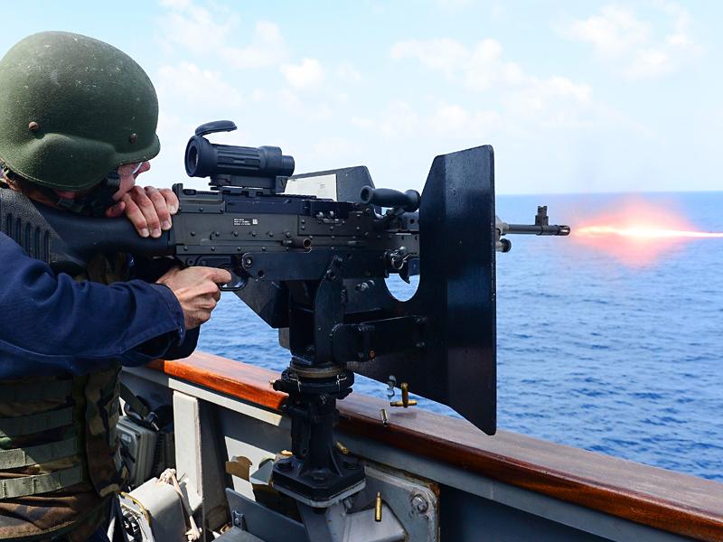 Navy Deck Gun M240