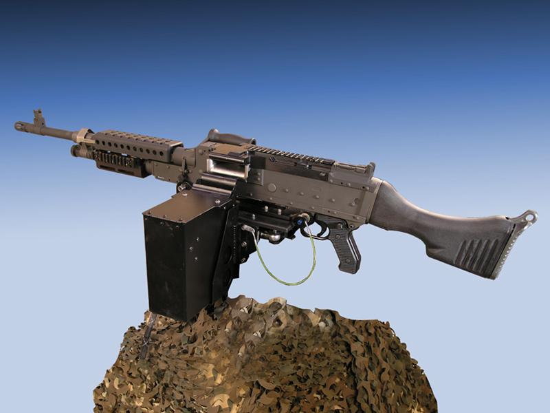 ACME Gun Active Recoil GAR® M240 Butt Stock