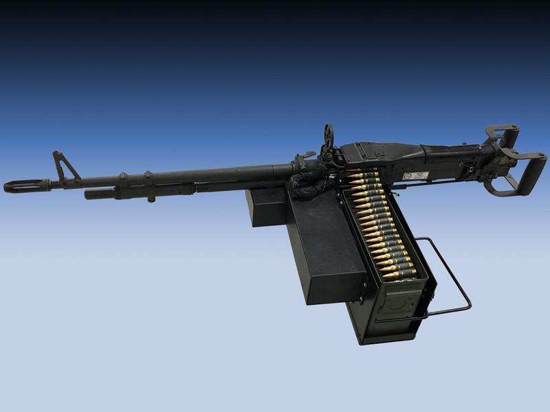 ACME Gun Active Recoil GAR® M-60 Spade Grips