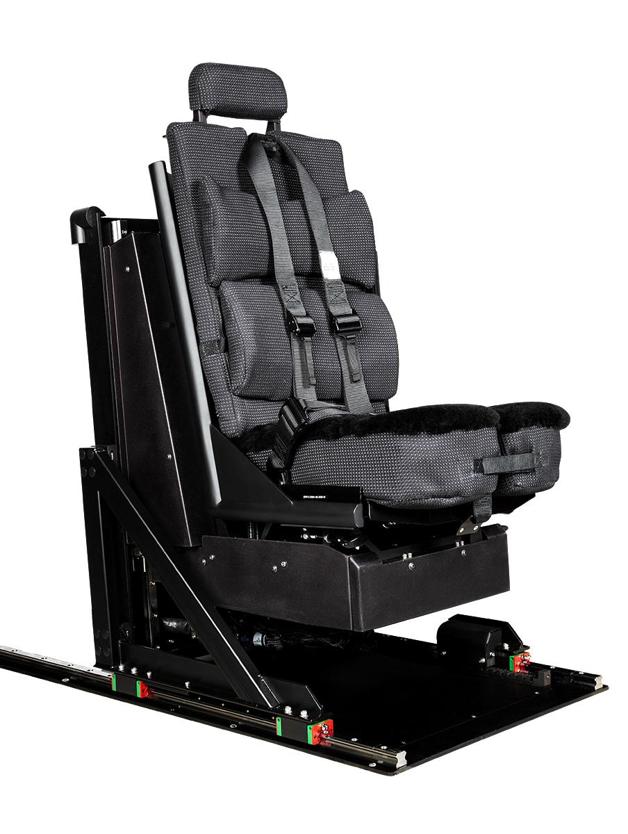 Dynamic Motion Seats (DMS) | ACME Worldwide